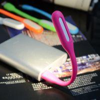 LED Kitap Lambası Yüksek Parlak Mini USB Işık Cep Işıkları Güç Bankası PC Şarj Cihazı Için Kamp Çalışma Okuma için Uygun