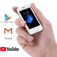 O Whatsapp Celular Celular Melrose S9x Android6.0 Ultra-Slim Small 3G GSM Smartphone 2,5 Polegada 1G Ram 8GB ROM Quadcore Bluetooth Camera Wifi Mini Telefone Celular para Meninas