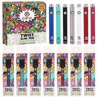 Nieuw product ect coso 510 draad vape pen batterij e-sigaret 380 mah oplaadbare vaporizer pen voor damp starterkit