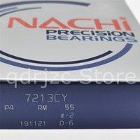 NACHI Angolo Contatto Cuscinetto a sfere 7213CYP4 7213C P4 = 7213CTynSulp4 = 7213CG / GLP4 65mm x 120mm x 23mm