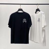 2021 летние горячие продажи мужские дизайнер Новая мода футболки ~ США размер футболки негабаритные ~ Великий мужской Новый дизайнер с коротким рукавом футболки
