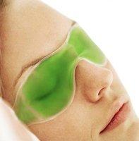 Ice Eye Mask Sleeping Masks Shading Summer Ice Goggles Relieve Eye Fatigue Dark Circles Eye Gel Ice Pack New