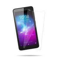 Verre trempé clair pour Samsung A12 A02S ZTE Blade 20 SMART 2020 L8 VIVO Y1S INFINIX NOTE 8 avec paquet