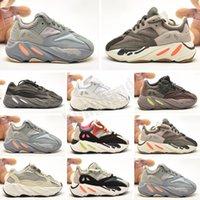 Yeezy Boost 700 V2 Big Bambini 700 Runner per Kid Mauve Sneakers Gioventù Inertia Sneaker Pour Infants Chaussures Scarpe sportive adolescenti per ragazzi Scarpe da ginnastica