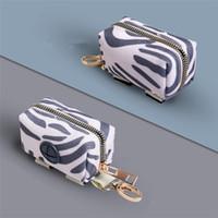 뜨거운 판매 새로운 5 스타일의 개 똥 가방 디스펜서 저장 가방 애완 동물 쓰레기 가방 도매는 무료 배송 60pcs T1i3527