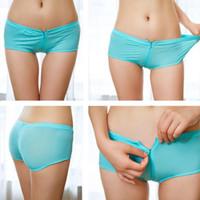 سراويل مثير النساء 8 لون سستة ملخصات المثيرة الملابس الداخلية جديد أزياء السيدات جنسي الملابس الداخلية الملابس الداخلية لل جنس الكبار المنتجات