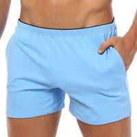 CMENIN Marka Boxer Erkekler İç Çamaşırı Pamuk Kılıfı Boxershorts Uyku Erkek Külot Yüzmek veya Şort OR130 T200216 için 5 Renk Külotlar