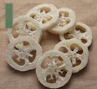 Natural Loofah Esponja Loofah jabón plato Luffa Soporte de jabón Pad Pad Baño Accesorios de baño Herramienta de limpieza