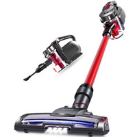 Robot dammsugare trådlös renare hushållsvaccum 9000Pa super sug högkraft sopmaskin handhållen trådlös matta damm