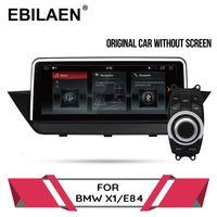 سيارة دي في دي لاعب GPS ل X1 E84 2009-2021 Android 9.0 10.25 '' Auto Multimedia Navigation Edrive / CIC 4GB + 32GB الكاميرا الخلفية