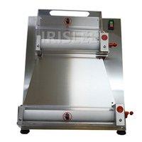 2021 Fabrik Direct Salesspizza Haus Food Prozessor Elektrische Pizzateigpresse Roller 100-400mm Pizza Maschinen Maschinen