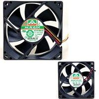 المراوح تبريد MGT8012MB-A20 MGT8012-A2080 * 80 * 20MM 8020 12V 2wire 3wire تبريد مروحة Hzdo