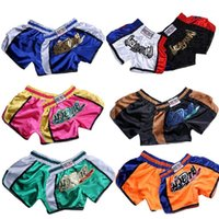 Shorts Shorts Boxing Trunks Bad Kick Boxing Shorts Tiger Muay Thaï Pantalon Combat Kickboxing Boxeo Pretorienne Kickboxing1