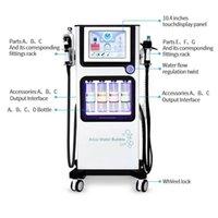 전문 전능 산소 제트 머신 Reguvenation 핸들 악기 하이 엔드 다기능 장치 피부 아름다움 장비를 조