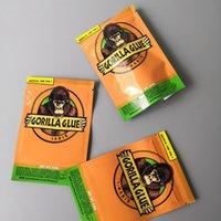 غوريلا الغراء حقيبة 3.5 جرام رائحة برهان أكياس vape التعبئة والتغليف للجفاف عشبة الغوريلا الغراء كيس سستة مايلر