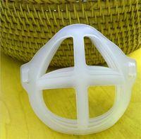 3D маска для лица Внутреннее взрослые анти пыль маски кронштейна помада поддерживают рамку кронштейн помада защитные аксессуары 19 j2