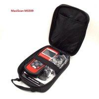 자동 자동차 스캐너 MaxiScan MS509 OBDII / EOBD OBD2 자동 코드 리더기 Usasianeuropean 자동차 스캐너 PK KW8081