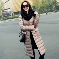 Hot Sale Fitaylor New Inverno Mulheres Jaquetas 90% Branco Duck Down Parkas Ultra leve camada de Down Casual Quente Neve Overcoat