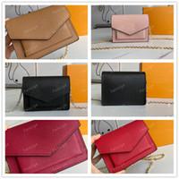 여성 핸드백 Mylockme 미니 가방 패션 디자이너 Luxurys 골드 실버 체인 지갑 정품 가죽 어깨 가방