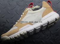 35 Dimensione US 11 Uomini in esecuzione Mens Donne Trainisti 5 Artigianato Mars Yard Tom Sachs Sneakers EUR 45 TS NASA 2 2020 Nuovo arrivo Scarpe Zapatos Scarpe