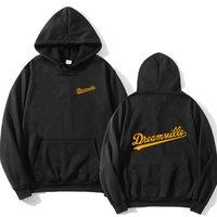 2020 Heißer Verkauf Neue Hip Hop Männer Dreamville Brief Swag J Cole Mit Kapuze Winter Damen Hoodie Pullover