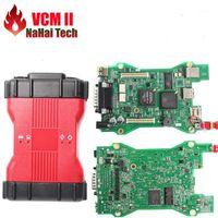 Ferramentas de diagnóstico Top Quality VCM2 VCMII Profissional Multi-idioma para FRD VCM II IDS V101 V98 Ferramenta 2 Scanner M-Azda1