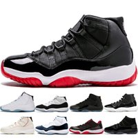 2021 Bred Basketball Shoes For men women 11 11s High Low Cut...