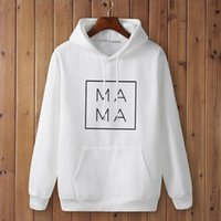 MAMA SQUARE Women Hoodies Cotton Casual Funny Hoodie Gift Fo...