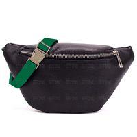Bumbag حزام حقيبة أزياء للجنسين الخصر حقيبة 2021 جلد طبيعي fannypack للنساء حقيبة الصدر الفمز مصمم حقائب الكتف حقائب اليد