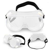Anti-Fog Eycting Eyewear 004 Защита защиты ПК Крупным планом Профессиональное оборудование для Peart Spit Seat Cycting1