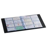 600 biglietti Fogli Nome del titolare della carta di credito di identificazione di affari Libro Business Case Files supporti di carta di trasporto