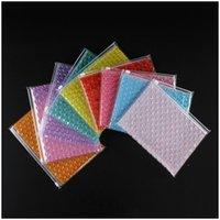 Sac à fermeture à glissière en PVC Sac à fermeture à glissière PVC Sac à fermeture gonflable Cosmétiques Sacs de stockage Cadeau Emballage Sacs Mailing Sac Zipplock Sacs 71 P2