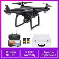Potenssic D58 GPS DRONE 5G Wifi FPV mit Weitwinkel HD 1080p Kamera Hight Hold-Modusarm RC Quadcopter Auto-Rückkehr RTF Dron1