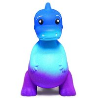 2020 New Design Cute Galaxy Dinosaur Squishy Cream Scented Slow Rising Squeeze Toys Kawaii Children's Squishes Toys 10*7*6CM Y0110