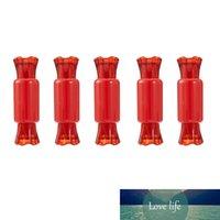 1pcs 사랑스러운 캔디 모양 빈 립 광택 튜브 DIY 재충전 가능한 립 밤 컨테이너 화장품 샘플 병 dropshipping