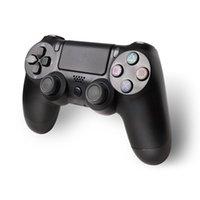 2020 Bluetooth sans fil Bluetooth 4.0Controller pour PS4 Vibration Joystick GamePad Contrôleur de jeu pour Sony Play Station avec boîte de vente au détail 22 couleurs Nouveau