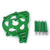 Für Kawasaki Z1000 2010-2017 Motorkettenschutzabdeckung kleiner Schwungrad-Kettenblatt-Getriebe-Abdeckung CNC-Aluminium-Abdeckung Schutzzubehör