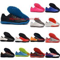 2021 Футбольная обувь Мужская Tiempo Легенда VIII Клуб TF TRF Clears Кожаные футбольные ботинки Scarpe Da Calcio