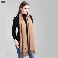 Sciarpe Yi Lian Brand Cashmere Sciarpa Donne non grandine perdita Top Quality Est Liscio caldo inverno YL-0011