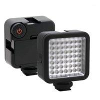 Lampeggia la luce del video LED luminosa 49 il pannello portatile dimmerabile dell'illuminazione della fotocamera per, e altri telecamere DLSR1