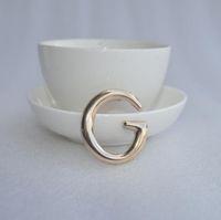 Diseñador de lujo Hombres Mujeres Pines Brooches Oro Plata Letra Broche Pin para Pasadores de vestir para Party Buen regalo
