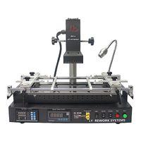 LY IR8500 Kızılötesi BGA Lehimleme İstasyonu ile 4 Adet IR Kapak Reflektörler BGA Rework Için Reballing Kitleri