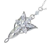 Il Signore di SdA Arwen Evenstar Hobbit Collana regalo Fan collana delle donne della principessa di alta qualità 200928