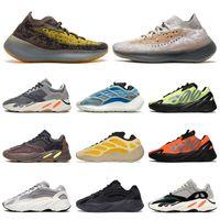adidas yeezy boost 700 v3 wave runner yeezy 700 v2 380 2020 Lmnte Pepper Kanye West Scarpe da corsa Azareth Azael Vanta 700 Statico Solid Grey Mens Trainers Donne Sneakers