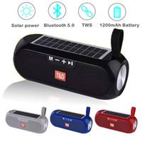 TG182 Bluetooth Speakers Portable Column Wireless Stereo Mus...