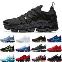 الجملة خصم tn زائد الرجال النساء الأحذية الرياضية الثلاثي الأسود يكون صحيح الغروب أنثراسايت رجل المدربين النسائية الرياضة أحذية رياضية الحجم 36-45