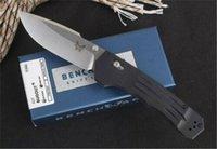 Benchmade BM427 AXIS Bloqueio 9Cr18M Lâmina G10 Handle Tactical Camping Autodefesa Pocket Knife EDC
