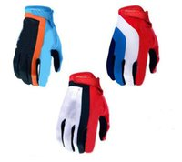 2021 Off-Road Motorcycle Protective Off-Road Mountain Bike Downhill Full-Finger Gloves Gloves Guantes Hombres y mujeres
