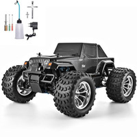 HSP RC Truck 1:10 Escala Nitro Gas Power Hobby Car Dos Velocidad Off Road Monster Truck 94108 4WD Hobby Hobby Control Remoto 201209