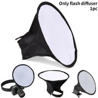 20cm Diffuser Softbox Lightweight Universal Studio Professional Round Photo Home Easy Install Photography Accessories For1